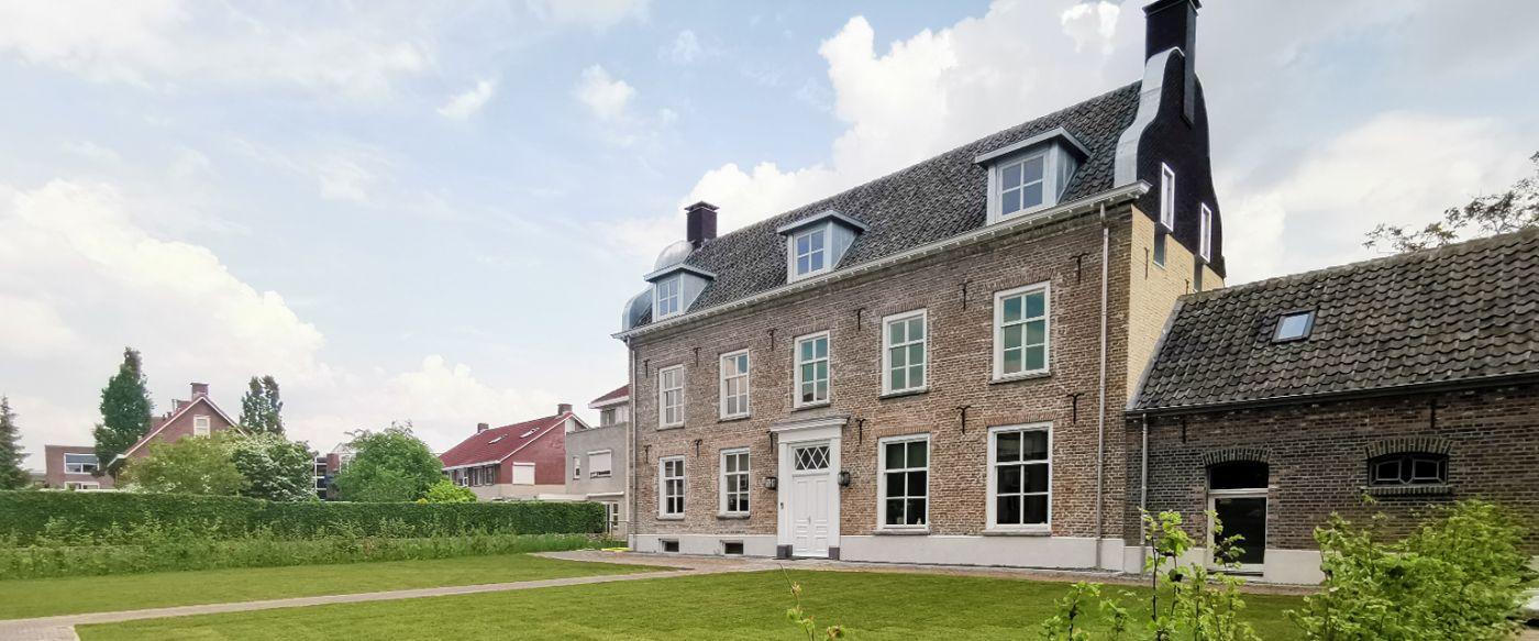 Restauratie Huis Binnenveld
